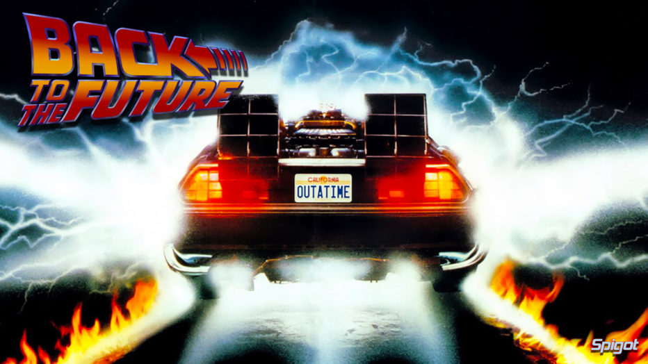 Bienvenidos al futuro, Doc y Marty!