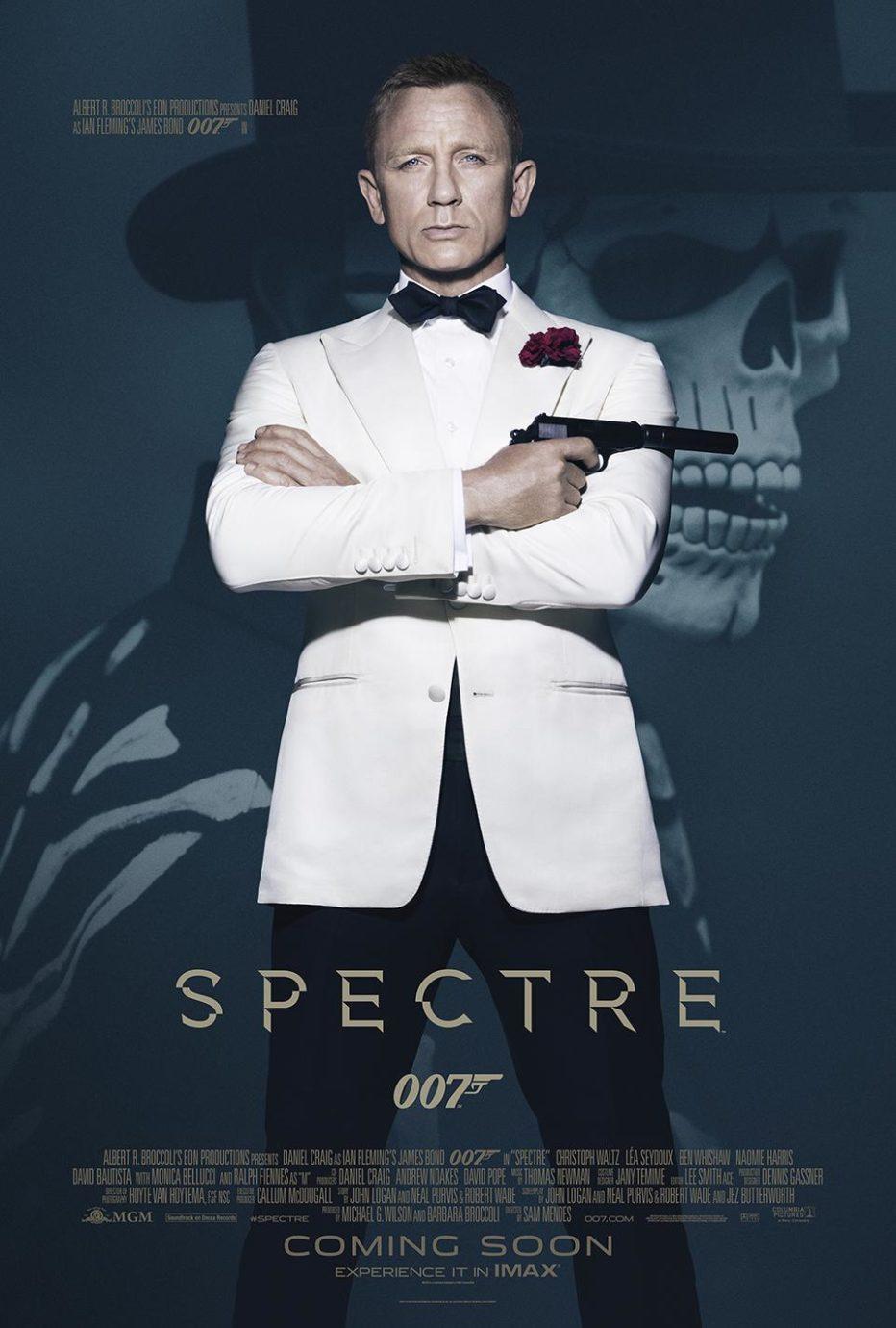 Trailer Final de Spectre: la última de James Bond