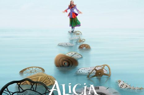 Alicia a través del espejo: Teaser trailer