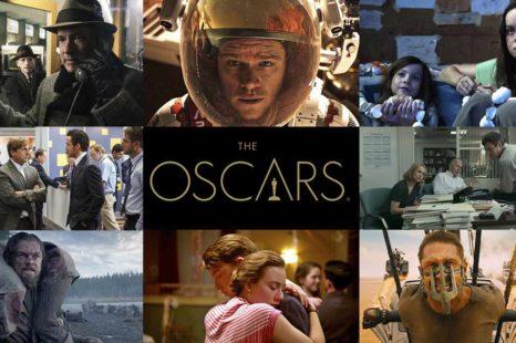 ¿…Y por qué no Mad Max? Reflexiones de un ignorante sobre los Oscar 2016