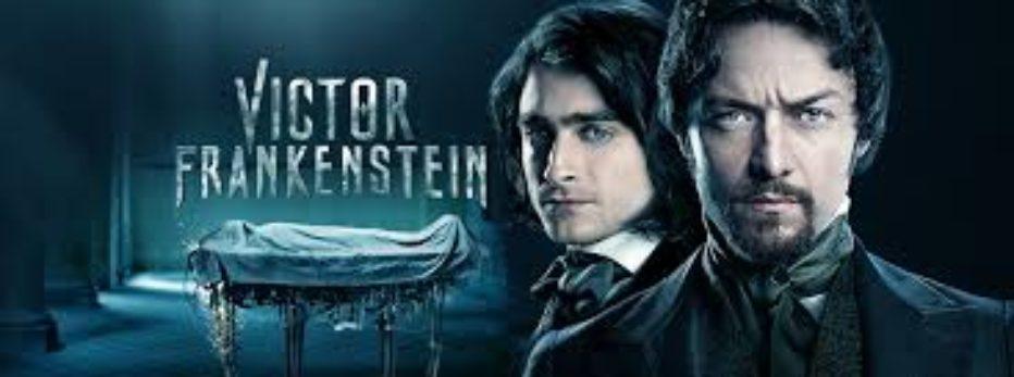 Victor Frankenstein: el clásico de Shelley desde una nueva perspectiva
