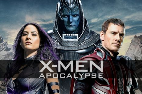 Trailer final de X-men: Apocalipsis