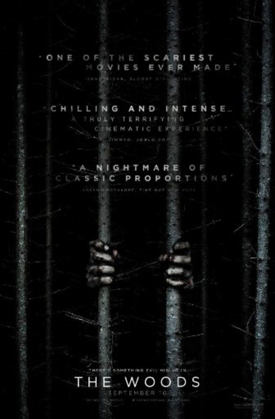 Trailer de The woods, de Adam Wingard