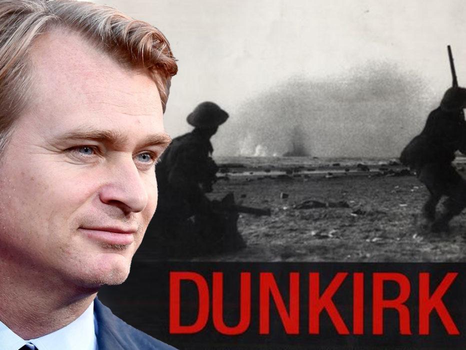 Comienza el rodaje de Dunkirk, de Christopher Nolan