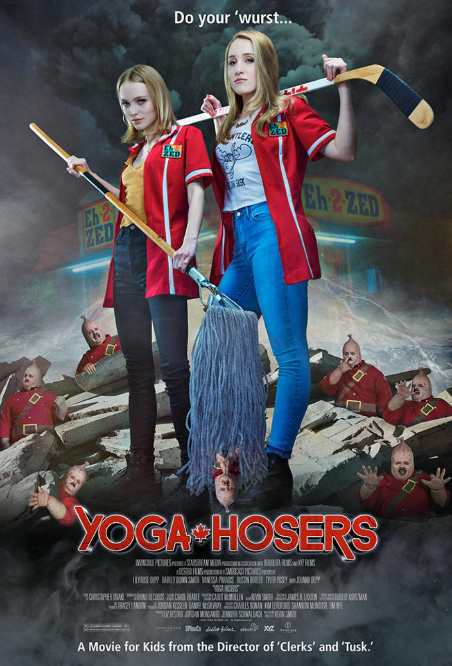 Trailer de Yoga Hosers, de Kevin Smith