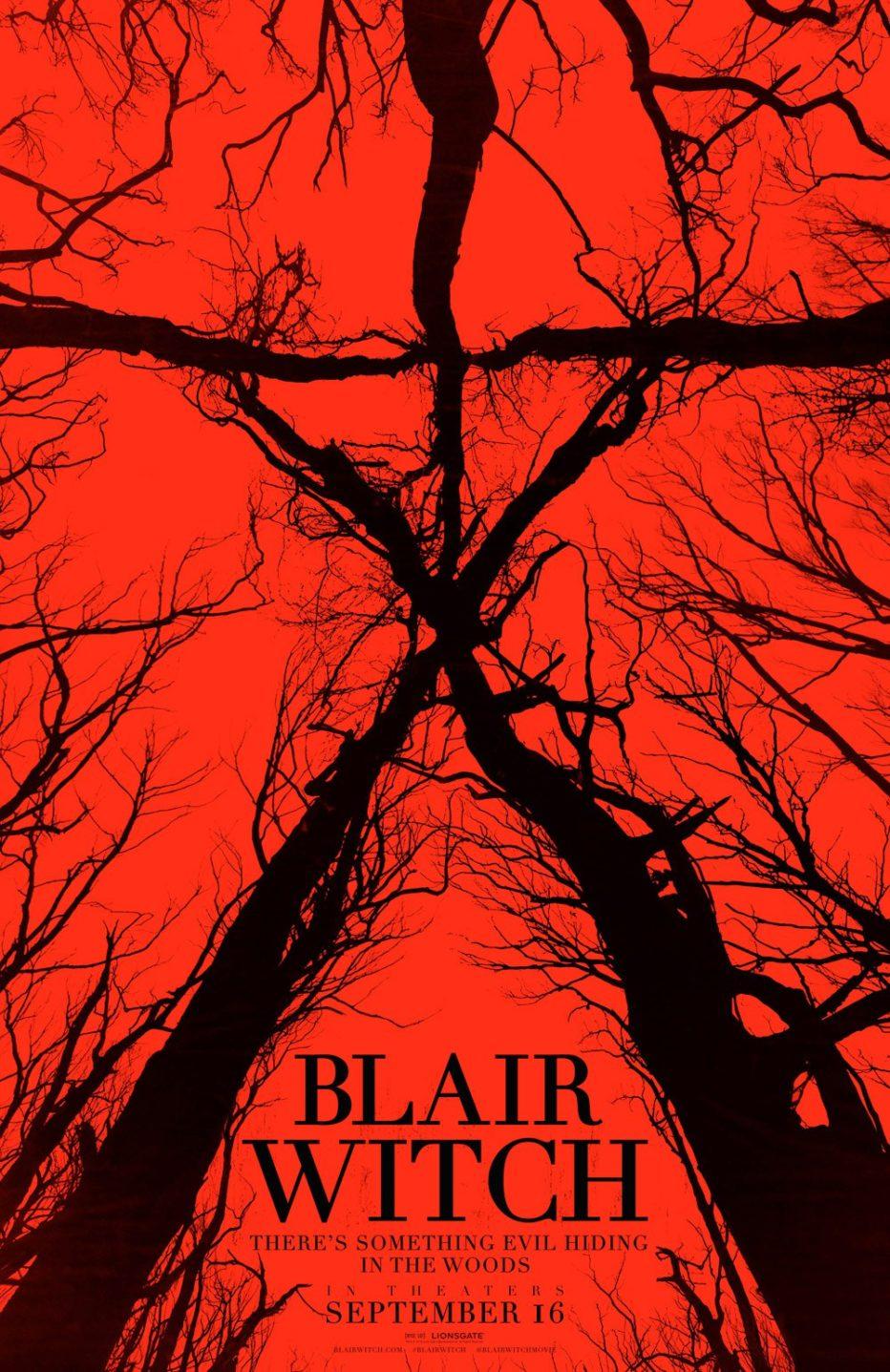 #SDCC16: The woods de Adam Wingard es en realidad BLAIR WITCH!
