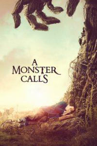 """Poster de la película """"A Monster Calls"""""""