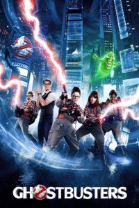 """Poster de la película """"Ghostbusters"""""""