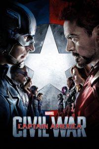 """Poster de la película """"Captain America: Civil War"""""""