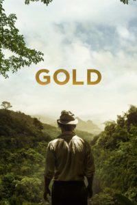 """Poster de la película """"Gold"""""""