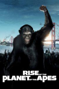 "Poster de la película ""Rise of the Planet of the Apes"""