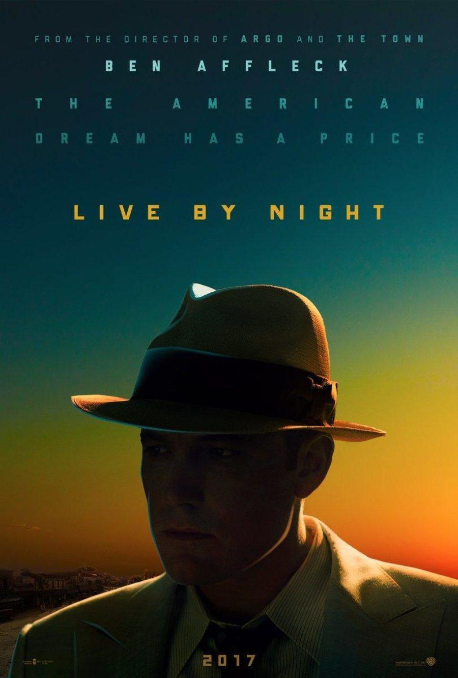 Primer trailer de Live by Night, lo nuevo del Affleck director