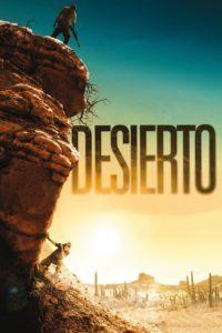 """Poster de la película """"Desierto"""""""