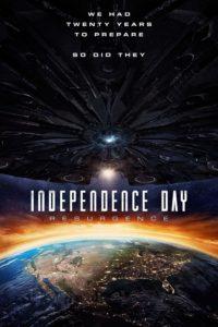 "Poster de la película ""Independence Day: Resurgence"""