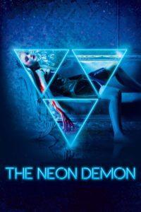 """Poster de la película """"The Neon Demon"""""""