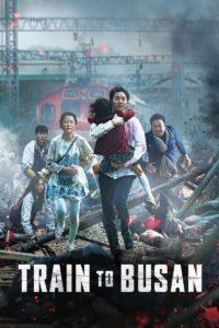 """Poster de la película """"Train to Busan"""""""