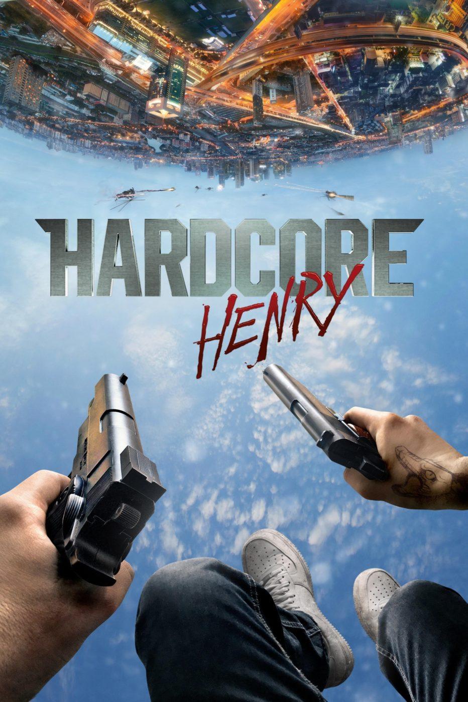 Hardcore Henry #Sitges2016