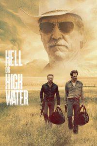 """Poster de la película """"Hell or High Water"""""""