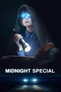 """Poster de la película """"Midnight Special"""""""