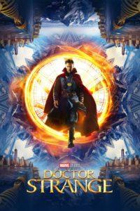 """Poster de la película """"Doctor Strange"""""""