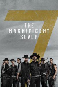 """Poster de la película """"The Magnificent Seven"""""""