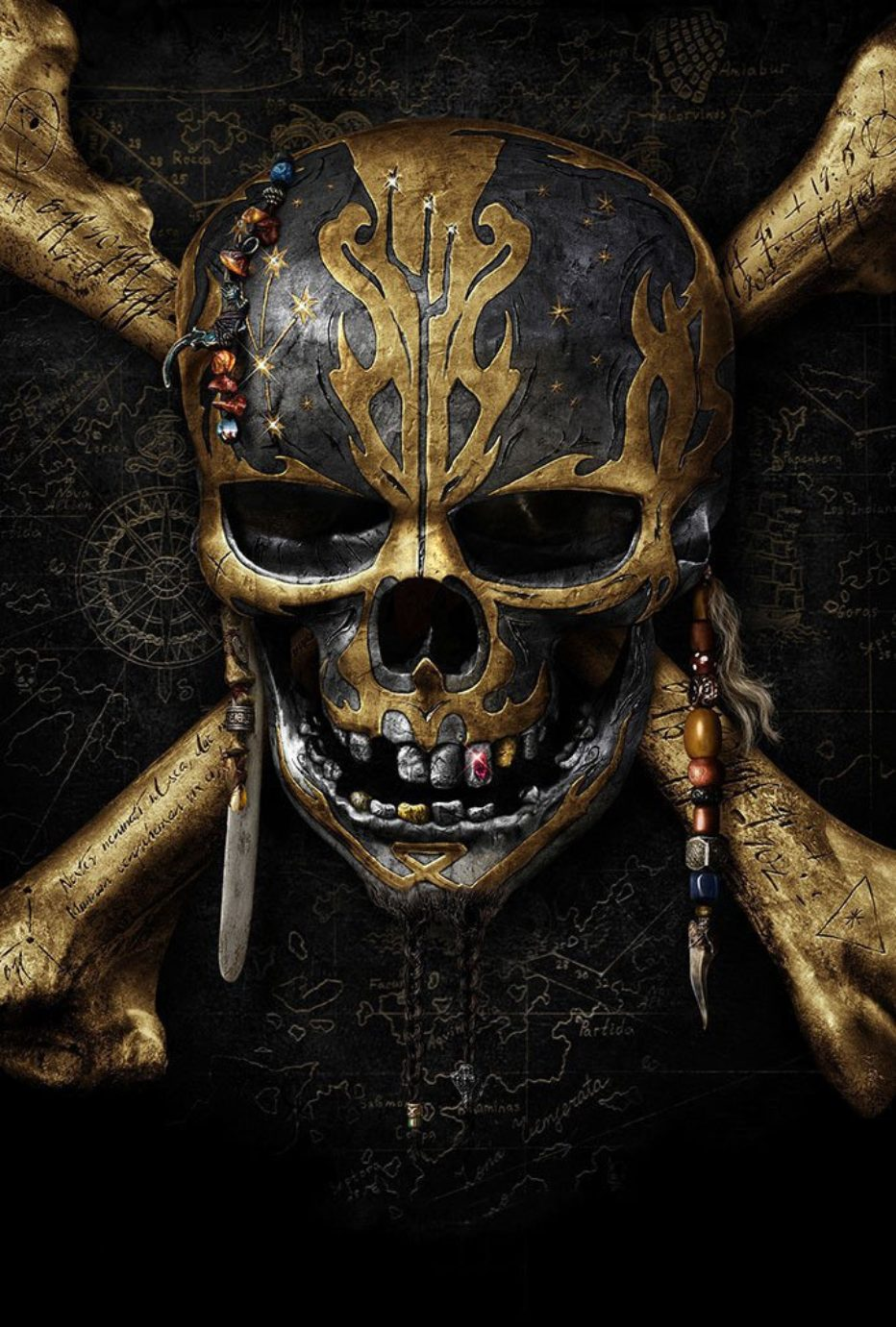 Teaser trailer de Piratas del caribe 5
