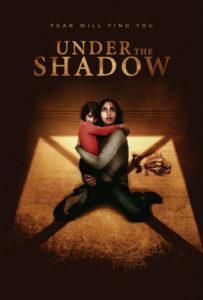 """Poster de la película """"Under the Shadow"""""""