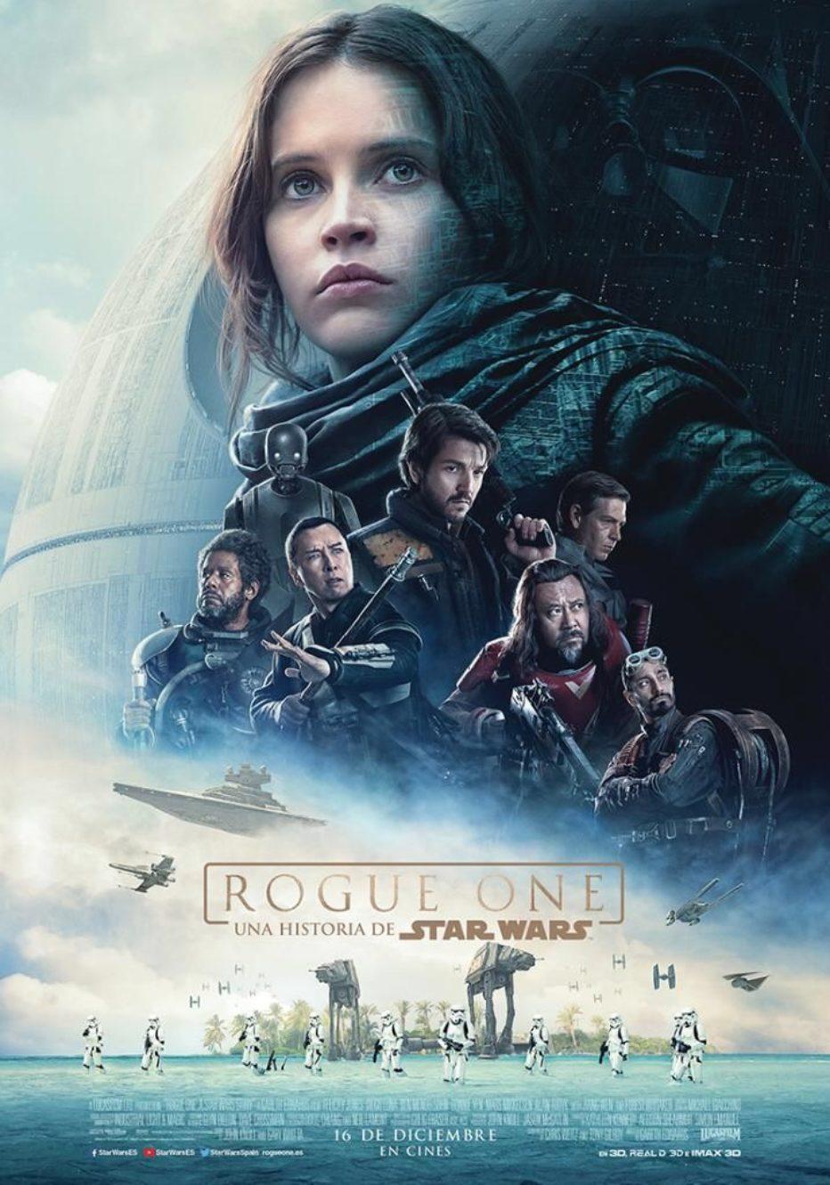 Nuevo trailer de Rogue One!!