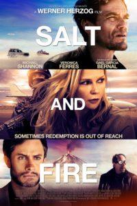 """Poster de la película """"Salt and Fire"""""""
