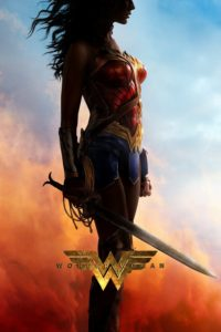 "Poster de la película ""Wonder Woman"""