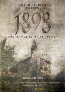 """Poster de la película """"1898. Los últimos de Filipinas"""""""