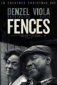 "Poster de la película ""Fences"""