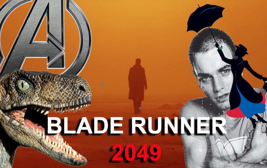 Trailers & Chill 23-12: Blade Runner, Vengadores Infinity War, Trainspotting 2, La autopsia de Jane Doe…