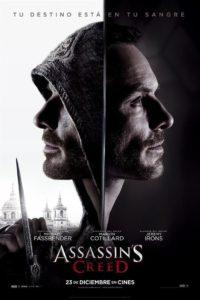 """Poster de la película """"Assassin's Creed"""""""