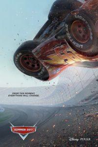 """Poster de la película """"Cars 3"""""""