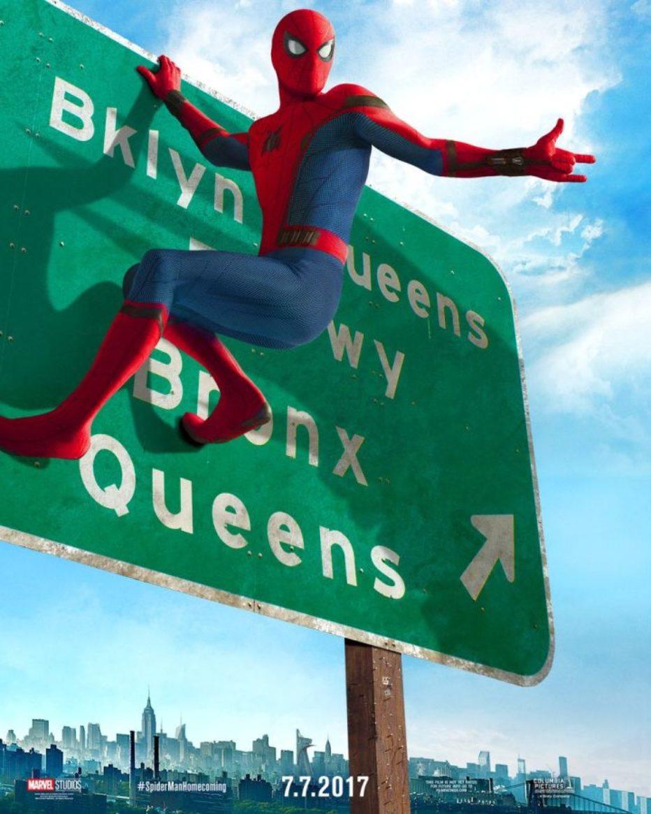 Trailer de Spider-man Homecoming