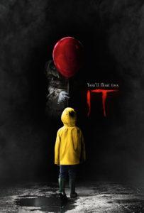 """Poster de la película """"It"""""""