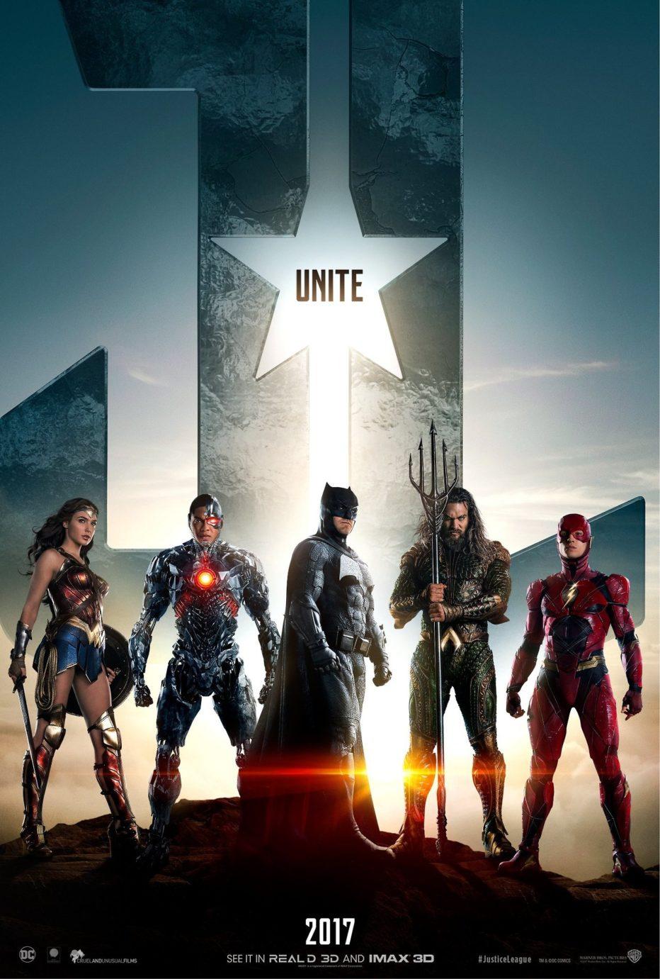 Trailer de Justice League – Liga de la Justicia