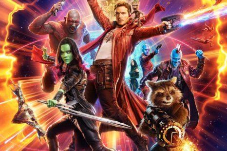 Guardianes de la galaxia Vol. 2: sigue la magia