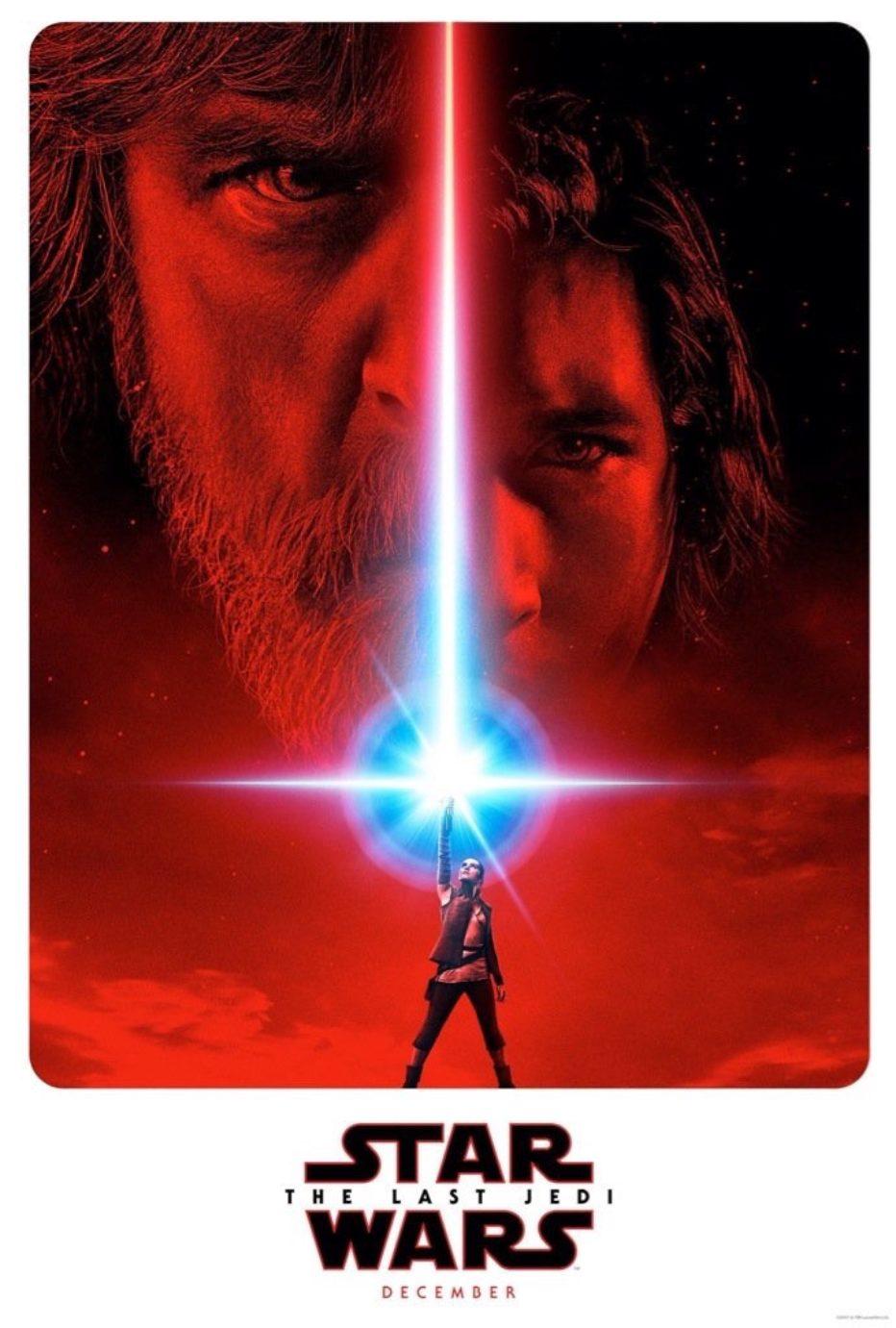 Teaser de Star Wars: The Last Jedi