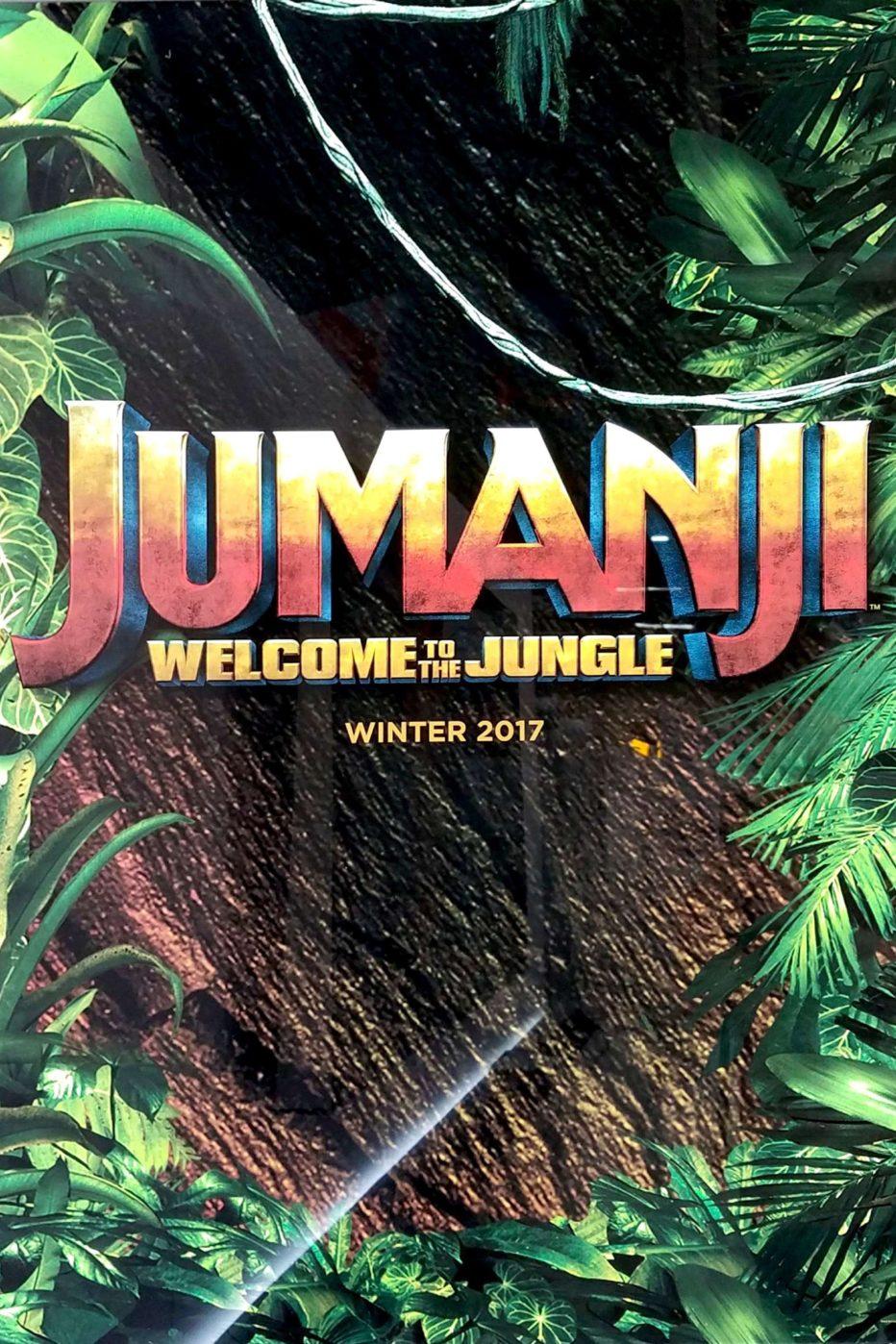 Trailer de Jumanji: Welcome to the Jungle