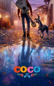 """Poster de la película """"Coco"""""""