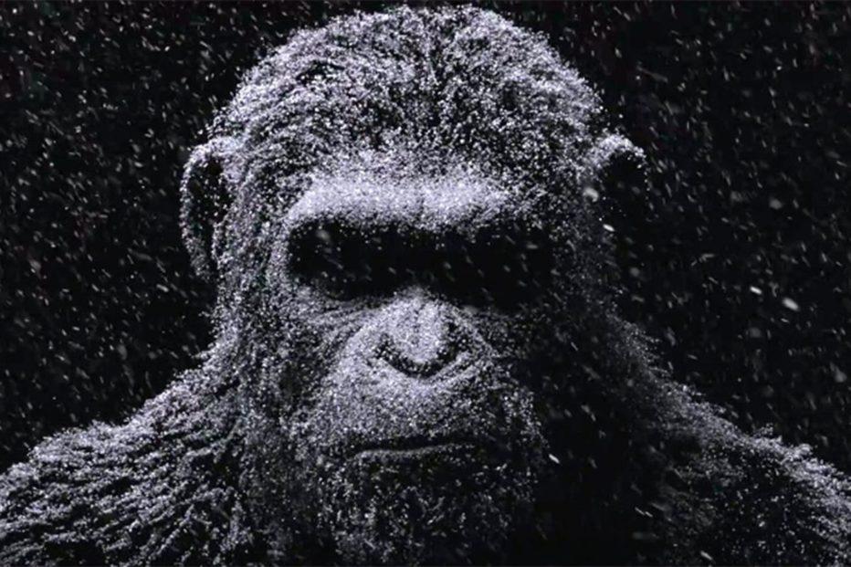 Los horrores de la Guerra del Planeta de los Simios