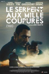 "Poster de la película ""The Snake with a Thousand Cuts"""