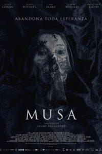 """Poster de la película """"Musa"""""""