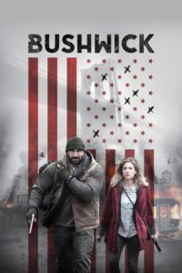 "Poster de la película ""Bushwick"""