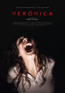 """Poster de la película """"Verónica"""""""