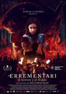 """Poster de la película """"Errementari"""""""