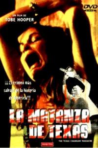 """Poster de la película """"La matanza de Texas"""""""