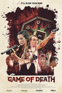 """Poster de la película """"Game of Death"""""""